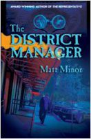 The District Manager Cover
